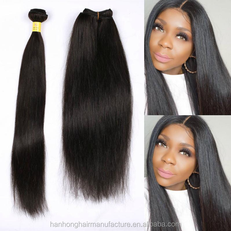 Super grade 8-30inch unprocessed peruvian human hair silk straight wholesale hair bundle