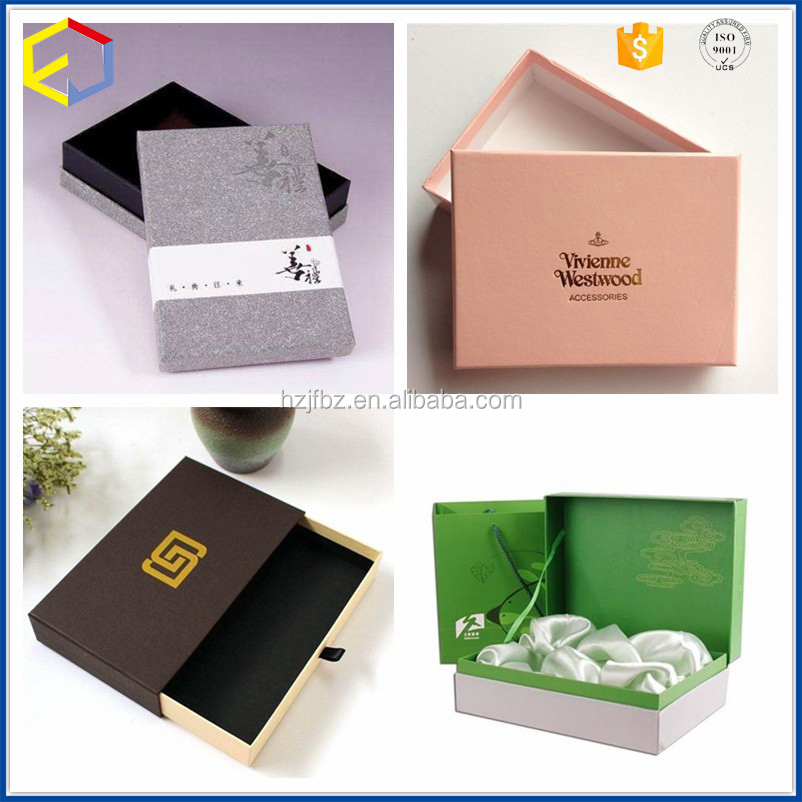 Custom Empty Organic Cosmetic Packaging Boxes