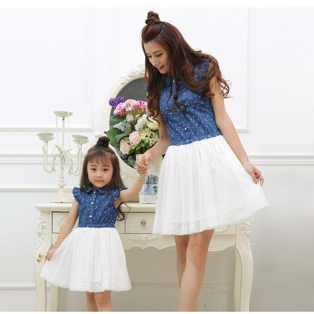 998d7cca89 Promoción familia vestido, Compras online de familia vestido ...