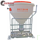 Automatic wet and dry feeder for finishers 150L