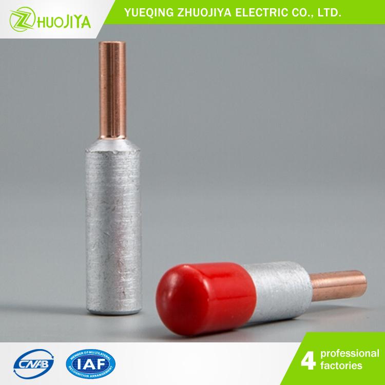 Zhuojiya Low Price Copper Aluminum Ferrule Connector/electric ...
