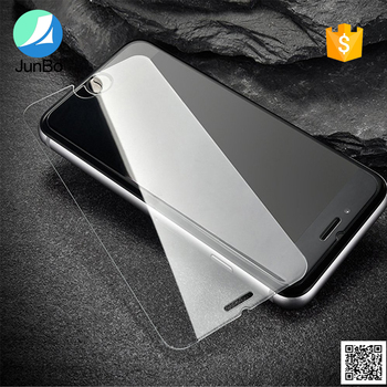 Alibaba top sell 2017 promotional products transparent tempered glass screen protector for iphone 7 plus