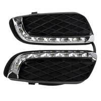SMART Head Lamp with Angel Eyes Smart Fortwo 2008-2011 Headlight