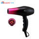 travel foldable super quiet ionic infrared low radiation salon brushless ac motor wireless professional hair dryer