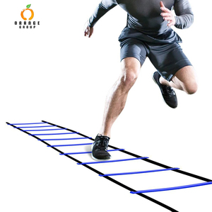 Agility training ladder football soccer speed agility ladder keep fit exercise tool wholesale