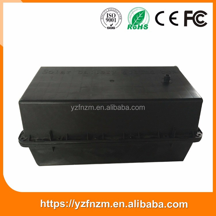 plastic 12v 150ah battery storage box