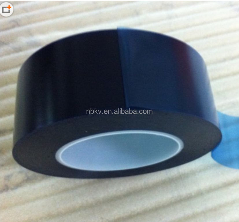 Transparent Blue PCB Electroplate PVC Film Surface Protective Tape