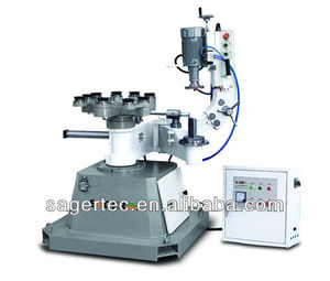 High Quality Industrial Glass Shaped Edge Grinding Cutting Machine