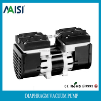 Electric Oil-free Vacuum Pump Portable Dental Air Pump Brushless ...