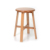 Round Bamboo Bar Chairs for Folding Tables