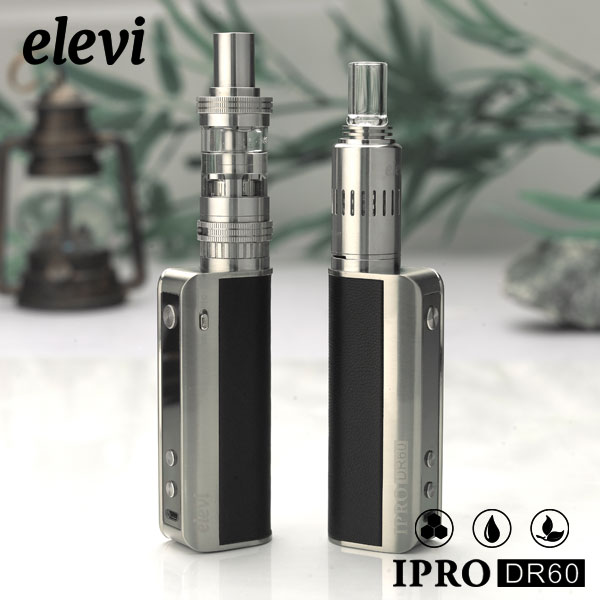 Spring battery cover Health-care ceramic chamber all in one IPRO DR60 shatter tanks disposable vaporizer pen