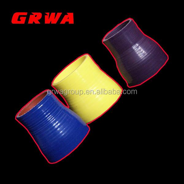 Manguera flexible de caucho de silicona turbo intercooler for Caucho de silicona