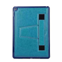 TPU Leather Hand Strap Case for Apple Ipad 6 Case Ipad 3 4 5