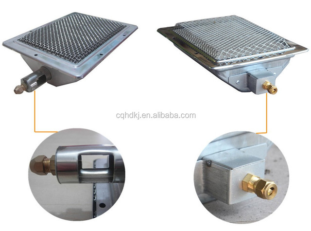 Grill Ceramic Infrared Gas Burner Parts For Bbq Buy Gas