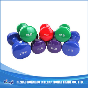Vinyl Covered Dumbbell Weight Sets