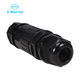 free samples tuv ul outdoor ip68 3pin waterproof bnc connector