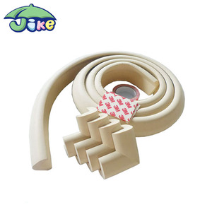 3M adhesive tape included rubber corner guard