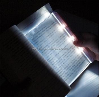 Créatif Lampe De Portable Voyage Nocturne Page Voiture Lumière Vision Lecture Panneau Led Livre Buy 0wPNOkXnZ8
