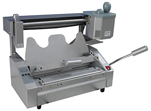 Durable Glue Binding Wireless Hot Thermal Book Machine Binder With 1Pound Glue Pellets