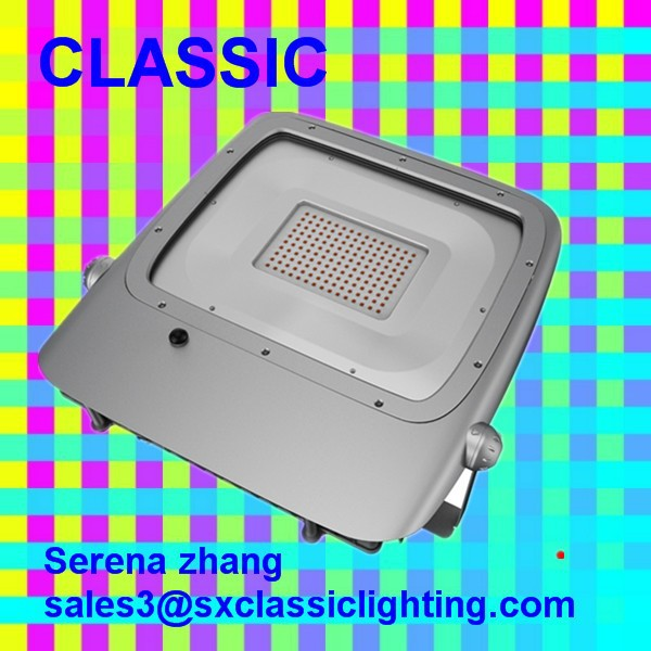 COB/SMD IP66 high quality LED flood light empty case