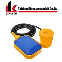 Electrical water level controller float switch