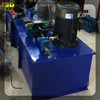 hydraulic power pack with piston pump