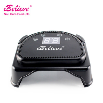 IBelieve TP46E Fast Nail Lamp With Timer For Gel Led