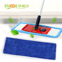 Factory Supply Household Sticky Microfiber Floor Cleaning Pads