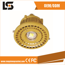 OEM and ODM aluminum alloy die casting adjustable angle design explosion proof spot light covers