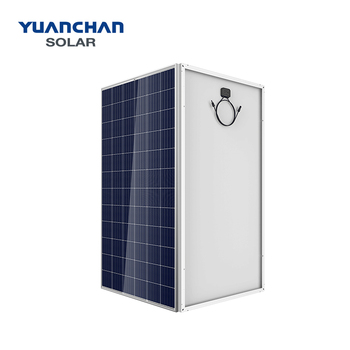 YuanChan High Efficiency 300W 310W 320W Poly Solar Panel Cheap Price for Solar Power System