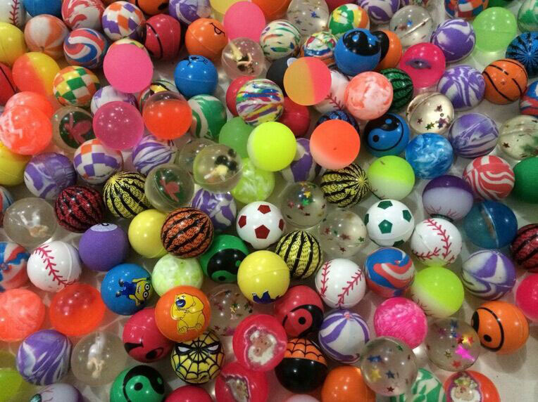 Party Favors Rubber Super Bouncy Balls for Kids