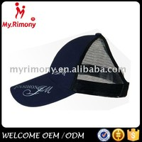 Wholesale blank custom made summer trucker hats