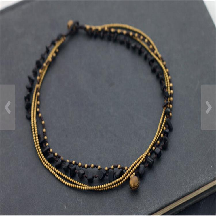 High Quality China Wholesale Handmade Bead Necklace