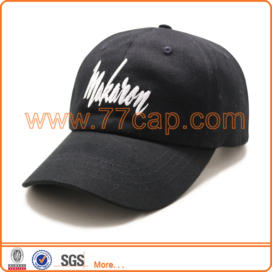 Hats and caps men,customized cotton embroidery dad cap and dad hat