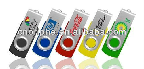 Logo Print 2015 New Twister Flash Drive USB 3.0