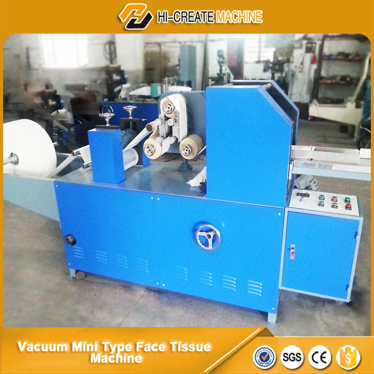 tissue paper machinery compressed tissue machine