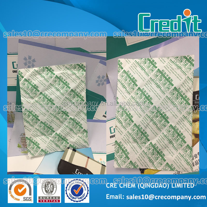 Hot sale!! oxygen absorber for food packaging, desiccant