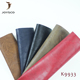 Pvc leather for bags synthetic leather stock lots faux leather fabric supplier in China