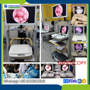 Video camera Endoscope/Flexible fiber bronchoscope