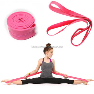 New Products 2018 Innovative Product Loop Resistance Bands Ballet Stretch Band