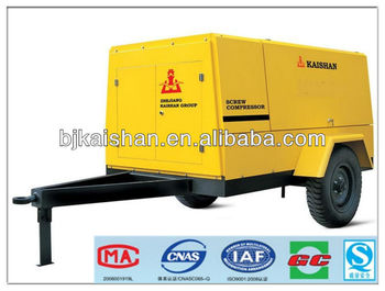 Lgy-6.5/10,45kw,6.5m3,10 Bar,Mining Electric Mobile Air ...