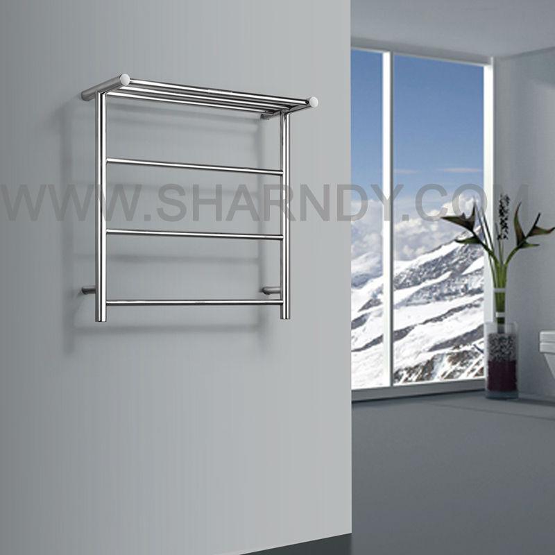 Towel Dryers Bathroom: SHARNDY Bathroom Shelves Stailess Steel Electric Towel