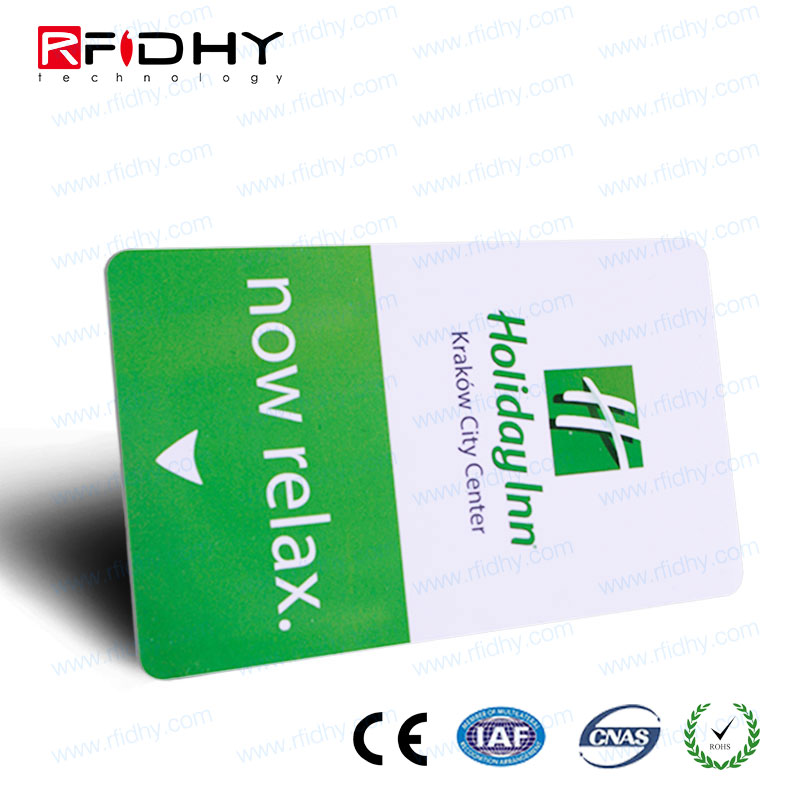 Different Styles custom printing plastic buisness cards with NFC chips