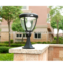 Professional garden and pillar lamp