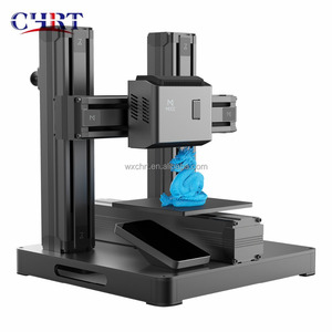 CHRT Mooz 2 Double Axes Metal 3D printer Looking Wholesaler PLA ABS Filament 3D House Printer