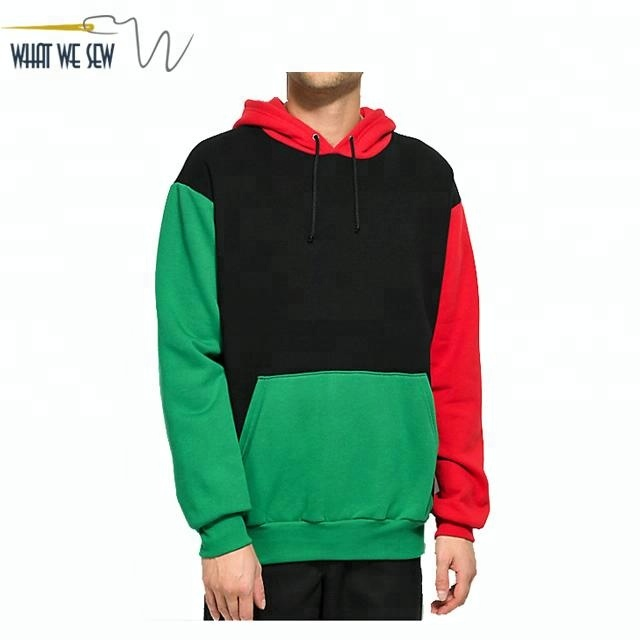 Custom Color Block Hoodie, Custom Color Block Hoodie Suppliers and  Manufacturers at Alibaba.com