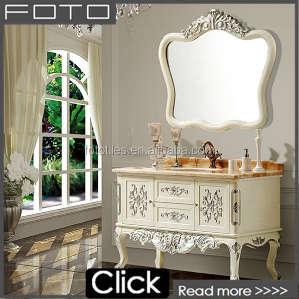 Antik-design Badezimmer-eitelkeit, Klassische Hotel Bad Möbel ...