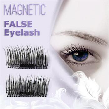 abcf39a3144 Wholesale Korean mink eyelash extension magnet eyelashes without glue