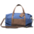 custom canvas leather tote gym bag luggage duffle Big Capacity fashion travel bags