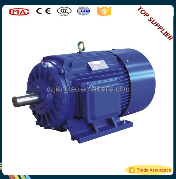 IE1 IE2 Y2 series ac three phase motor 150kw induction motor